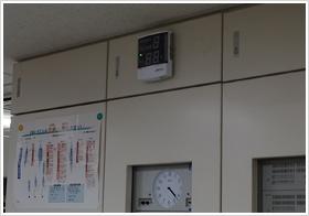 日本女子大学附属豊明小学校 S740設置写真